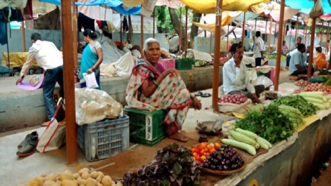 Sabzi Market